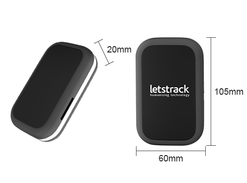 LETSTRACK PERSONAL MEGA Specification